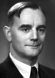 Cecil Frank Powell (n. 5 decembrie 1903 – d. 9 august 1969) fizician britanic, laureat al Premiului Nobel pentru Fizică în 1950 pentru dezvoltarea metodei fotografice de studiere a proceselor nucleare și pentru descoperirea pionului (mezon pi), o particulă subatomică de masă mare - foto: en.wikipedia.org