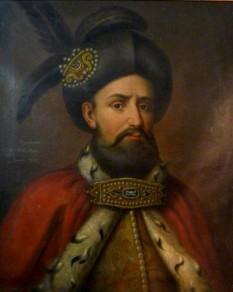 Constantin Brâncoveanu (n. 15/26 august 1654 – d. 15/26 august 1714) domnul Țării Românești între anii 1688 și 1714, având una din cele mai lungi domnii din istoria principatelor române foto: touristinromania.net