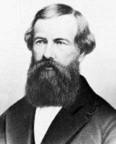 Elisha Graves Otis (August 3, 1811 – April 8, 1861) was an American industrialist, founder of the Otis Elevator Company, and inventor of a safety device that prevents elevators from falling if the hoisting cable fails - foto - en.wikipedia.org