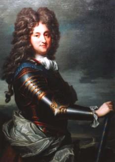 Filip al II-lea, Duce de Orléans (n. 2 august 1674 - d. 23 decembrie 1723) regent al Franței pentru Ludovic al XV-lea din 1715 până în 1723 - foto - ro.wikipedia.org