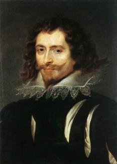 George Villiers, Duce de Buckingham (28 august 1592 – 23 august 1628) om politic englez, favoritul regelui Iacob I al Angliei - foto - ro.wikipedia.org