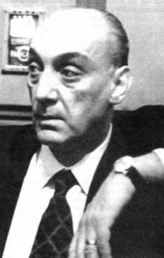 Horia Lovinescu (n. 28 august 1917, Fălticeni - d. 16 septembrie 1983, București) dramaturg român contemporan, recunoscut pentru piesele sale de teatru de idei - foto - cinemagia.ro