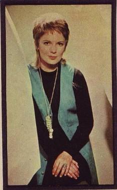 Ilinca Tomoroveanu (n. 21 august 1941, București) actriță română de teatru și film - foto - ro.wikipedia.org