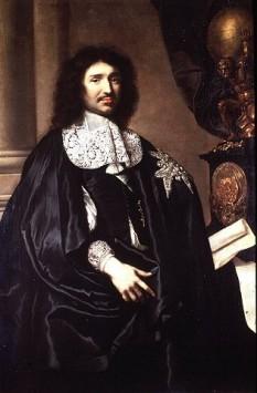 Jean-Baptiste Colbert (n. 29 august 1619 — d. 6 septembrie 1683) economist francez, reprezentant al Școlii mercantiliste de economie - foto - ro.wikipedia.org