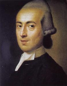 Johann Gottfried von Herder (25 august 1744, Mohrungen – 18 decembrie 1803, Weimar), filosof, teolog și poet german - foto - ro.wikipedia.org