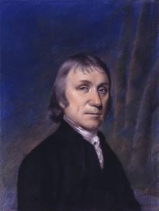 Joseph Priestley, FRS[2] (n. 13 martie 1733 (s.v.) - d. 6 februarie 1804) teolog, chimist, pastor dizident, educator și filozof natural și filozof al politicii englez, care a scris peste 150 de lucrări. Lui Priestley îi este atribuită descoperirea oxigenului, pe care l-a izolat sub formă gazoasă - foto - ro.wikipedia.org