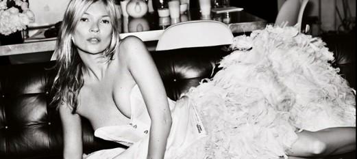 "Katherine Ann ""Kate"" Moss (n. 16 ianuarie 1974, Croydon, Londra) fotomodel britanic - foto - facebook.com/KateMossOfficial"