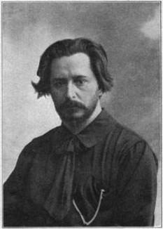 Leonid Nikolaievici Andreev (n. 9 august 1871 – d. 12 septembrie 1919) dramaturg, nuvelist și fotograf rus, lider al mișcării expresioniste în literatura rusă, unul dintre cei mai de succes scriitori ruși dintre anii 1902 - 1914 - foto - ro.wikipedia.org
