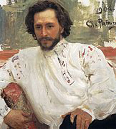 Leonid Nikolaievici Andreev (n. 9 august 1871 – d. 12 septembrie 1919) dramaturg, nuvelist și fotograf rus, lider al mișcării expresioniste în literatura rusă, unul dintre cei mai de succes scriitori ruși dintre anii 1902 - 1914 - foto: ro.wikipedia.org