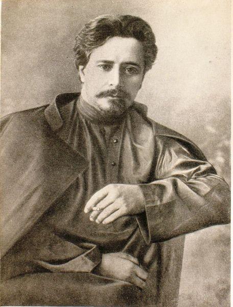 Leonid Nikolaievici Andreev (n. 9 august 1871 – d. 12 septembrie 1919) a fost un dramaturg, nuvelist și fotograf rus, lider al mișcării expresioniste în literatura rusă, unul dintre cei mai de succes scriitori ruși dintre anii 1902 - 1914 - foto: ro.wikipedia.org