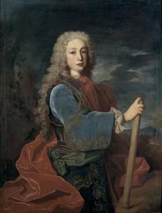 Ludovic I (Luis Felipe; n. 25 august 1707 – d. 31 august 1724) rege al Spaniei - foto - ro.wikipedia.org