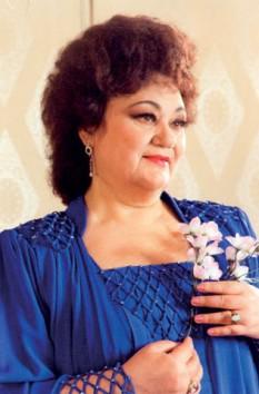 Maria Bieșu (n. 3 august 1935, Volintiri, Ștefan Vodă, Republica Moldova - d. 16 mai 2012) a fost o cântăreață de operă, soprană și lied din Republica Moldova - foto - bach-cantatas.com