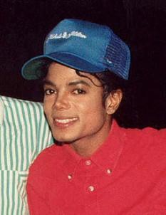 Jackson la doi ani dupa ce a fost diagnosticat cu vitiligo, aici, în etapele timpurii ale bolii - foto - ro.wikipedia.org