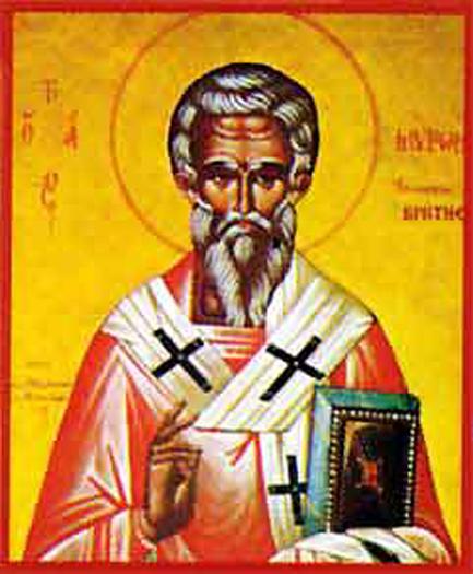 Sfântul Sfințit Mucenic Miron. Prăznuirea sa de către Biserica Ortodoxă se face la data de 17 august - foto: calendar-ortodox.ro
