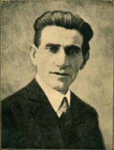 Panait Istrati (n. 10 august 1884 Brăila - d. 16 aprilie 1935, București, cu numele la naștere Gherasim Istrati (scriitor român de limbă română și franceză - foto - ro.wikipedia.org