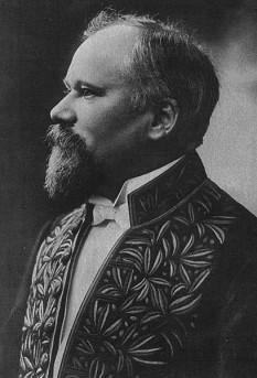 Raymond Poincaré (n. 20 august 1860, Bar-le-Duc, Franța; d. 15 octombrie 1934, Paris) avocat și om politic francez, prim-ministru al Franței de mai multe ori și președinte între 1913–1920 - foto - ro.wikipedia.org