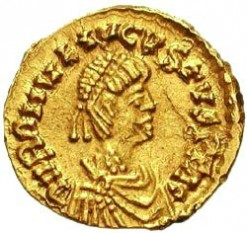 Flavius Romulus Augustulus (n. 463, d. după 476) ultimul împărat (475-476) al Imperiului Roman de Apus -  foto - ro.wikipedia.org