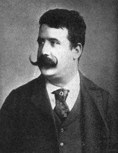 Ruggiero Leoncavallo (n. 8 martie 1857, Napoli - d. 9 august 1919, Montecatini Terme) compozitor, pianist și dirijor italian a fost, alături de Pietro Mascagni, un inițiator al verismului îndreptat împotriva romantismului din muzica italiană. Excelent versificator, și-a scris singur libretele -  foto: ro.wikipedia.org