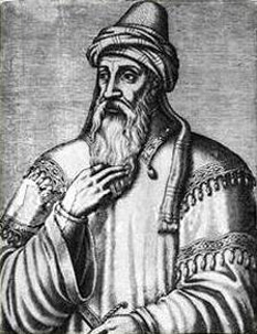 Saladin sau Salah al-Din  (n. 1138 – d. 4 martie 1193) musulman kurd din Tikrit devenit primul sultan Ayyubid al Egiptului și al Siriei - foto - ro.wikipedia.org