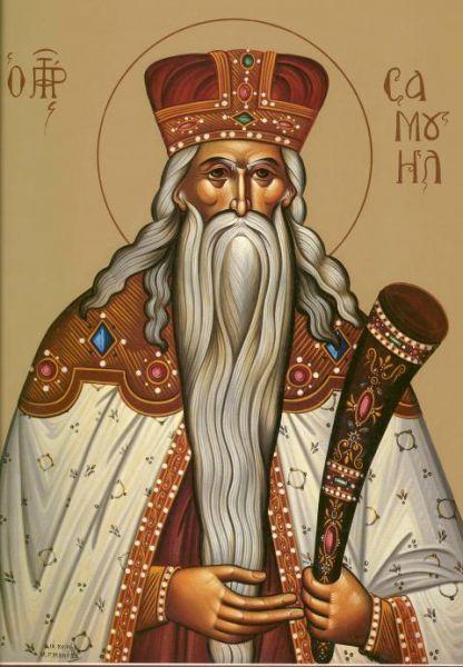Măritul Profet Samuel a trăit cu aproximativ 1146 de ani înainte de nașterea lui Hristos, fiind cel de-al cincisprezecelea și ultimul dintre judecătorii lui Israel. Prăznuirea lui se face pe 20 august - foto: doxologia.ro