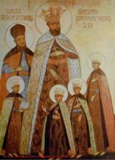 Sfintii Brancoveni - foto - calendar-ortodox.ro