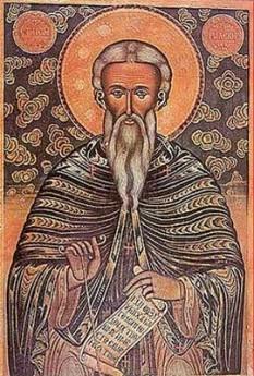 Sfintul Ioan de la Rila - foto - calendar-ortodox.ro