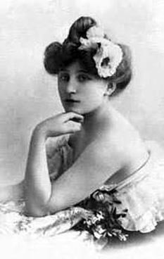 Sidonie-Gabrielle Colette (n. 28 ianuarie 1873 - d. 3 august 1954) scriitoare franceză - foto: ro.wikipedia.org