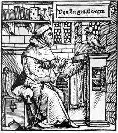 Thomas Murner, OFM (24 December 1475-c. 1537) was a German satirist, poet and translator - foto - en.wikipedia.org