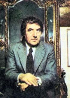 Toma Caragiu (n. 21 august 1925, Argos Orestiko - Grecia - d. 4 martie 1977, București) actor român cu activitate bogată în teatru, TV și film - foto preluat de pe ro.wikipedia.org