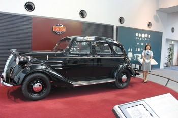 Toyoda Standard Sedan AA 1936 - foto - en.wikipedia.org