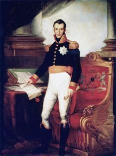 Willem I Frederic (n. 24 august 1772 - d. 12 decembrie 1843) principe de Orania, primul rege al Țărilor de Jos și primul Mare Duce de Luxemburg - foto - ro.wikipedia.org
