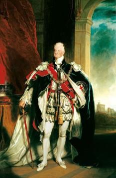 William IV (William Henry; 21 august 1765 - 20 iunie 1837) rege al Hanovrei și al Regatului Unit al Marii Britanii și Irlandei de la 26 iunie 1830 până la moartea sa - foto - ro.wikipedia.org