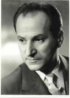 Ștefan Mihăilescu-Brăila (n. 3 februarie 1925, Brăila - d. 19 septembrie 1996, București) actor român, artist emerit - foto: ro.wikipedia.org