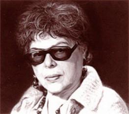 Ada Zevin (sau Ada Mironovna Zevina, n. 3 septembrie 1918, Chișinău - d. 23 septembrie 2005 id.) artist plastic din Basarabia, evreică de origine - foto - moldovenii.md
