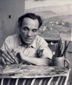 Alexandru Ciucurencu (n. 27 septembrie 1903, Ciucurova, Tulcea - d. 27 decembrie 1977, București), pictor român, membru corespondent (din 1963) al Academiei Române - foto: ro.wikipedia.org