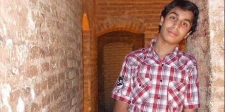 Ali Mohammed al-Nimr (condamnat la executie in Arabia Saudită) - foto: avaaz.org