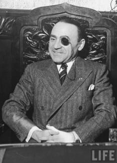 Armand Călinescu (n. 4 iunie 1893, Pitești - d. 21 septembrie 1939, București), om politic, prim-ministru, ministru și economist român - foto: arhivadepresa.wordpress.com