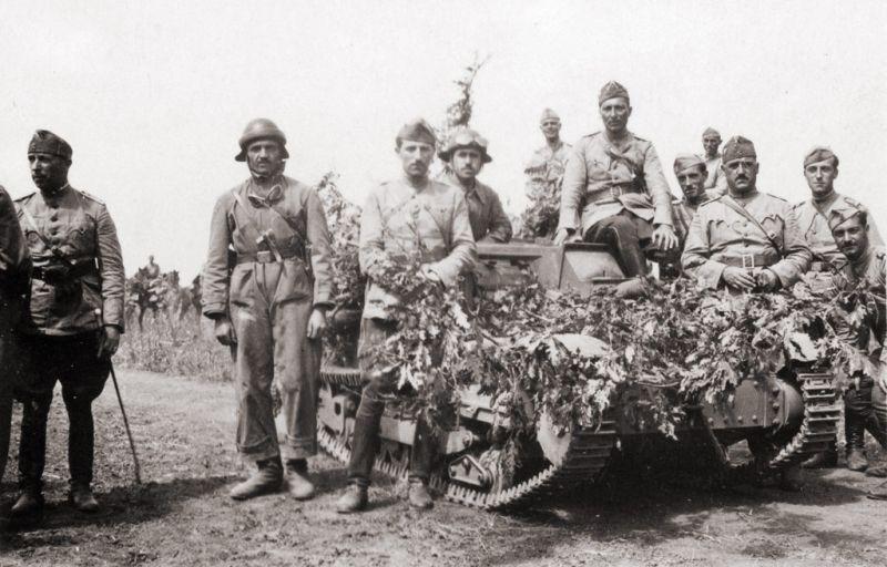 Tratatul de la Craiova - Armata bulgara intra in Cadrilater - foto: istorie-pe-scurt.ro