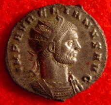 Lucius Domitius Aurelianus (n. 9 septembrie 214, Moesia, Panonia – d. 275, Çorlu, în apropiere de Byzantion), cunoscut drept Aurelian, împărat roman (270–275) - foto: ro.wikipedia.org