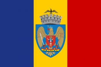 Drapelul Bucureștiului - foto: ro.wikipedia.org