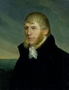 Caspar David Friedrich (n. 5 septembrie 1774, Greifswald - d. 7 mai 1840, Dresda) pictor și desenator german, unul din cei mai importanți reprezentanți ai romantismului german în perioada sa timpurie - foto (autoportret din 1810 - 1820) - ro.wikipedia.org
