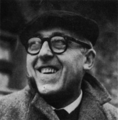 Cesare Zavattini (20 September 1902 – 13 October 1989) was an Italian screenwriter and one of the first theorists and proponents of the Neorealist movement in Italian cinema - foto: edueda.net