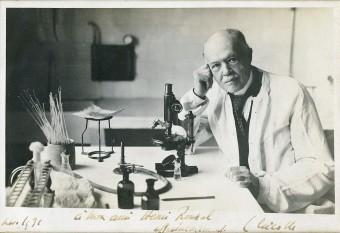 Charles Jules Henry Nicolle (n.21 septembrie 1866, Rouen - d. 28 februarie 1936, Tunis), bacteriolog francez, laureat al Premiul Nobel pentru Medicină în anul 1928 - foto: ro.wikipedia.org