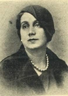 Claudia Millian-Minulescu 1887 - 1961 - foto: doinab.blogspot.ro