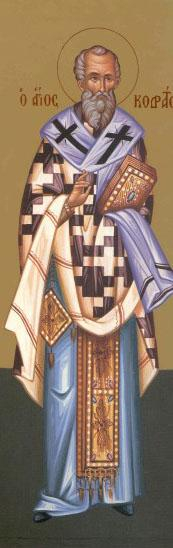 Sfântul, slăvitul și mult lăudatul Apostol Codrat (lat. Codratus, gr. Κοδράτος) se numără printre Cei Șaptezeci de Apostoli. A fost episcop al Atenei și ucenic al Apostolilor. El este pomenit de Biserica Ortodoxă în 21 septembrie, precum și în 4 ianuarie împreună cu Cei Șaptezeci de Apostoli - foto: doxologia.ro