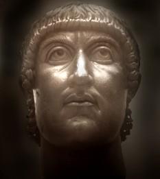 Gaius Flavius Valerius Aurelius Constantinus (n. 27 februarie 272 – d. 22 mai 337), cunoscut sub numele Constantin I sau Constantin cel Mare, Împărat Roman între 306 și 337 - foto: ro.wikipedia.org