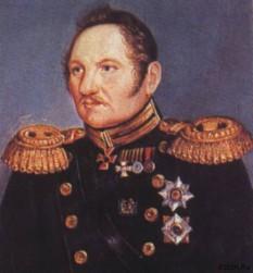 Fabian Gottlieb von Bellingshausen (n. 20 septembrie 1778 – d. 25 ianuarie 1852) ofițer naval al Imperiului Rus și a comandat a doua epediție rusească în jurul globului - foto: russia-ic.com