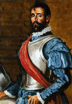 Francisco Vázquez de Coronado y Luján (1510 – 22 September 1554) was a Spanish conquistador and explorer, who led a large expedition from Mexico to present-day Kansas through parts of the southwestern United States between 1540 and 1542 - foto: cersipamantromanesc.wordpress.com