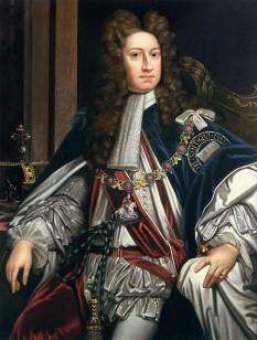 George I, în engleză George Louis, (n. 28 mai/7 iunie 1660, Hanovra — d. 11/22 iunie 1727, Osnabrück) prinț elector al Sfântului Imperiu Roman, primul rege al Marii Britanii și al Irlandei din Casa de Hanovra, din 1 august 1714 până la moartea sa - foto: ro.wikipedia.org