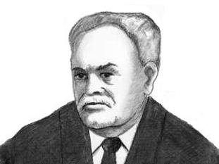 Gheorghe Bogdan-Duică (n. 2 ianuarie 1866, Brașov - d. 21 septembrie 1934, Brașov), istoric literar român, membru titular al Academiei Române - foto (Gheorghe Bogdan-Duică de Radu Bercea): ro.wikipedia.org